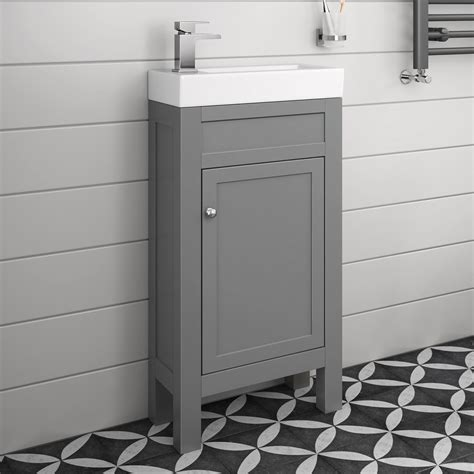 cloakroom bathroom furniture traditional bathroom furniture grey vanity unit sink
