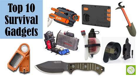 top 10 must outdoor survival gear part 2