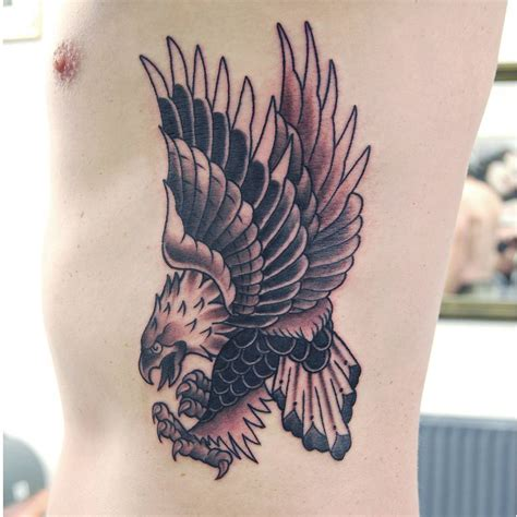 eagle design tattoo 100 best eagle designs meanings spread your