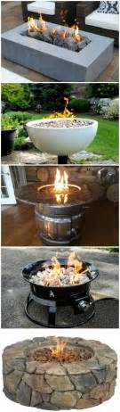 Outdoor Gas Firepits Best Outdoor Gas Pits Page 2 Of 2 1001 Gardens