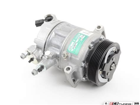sanden 1k0820808f air conditioning compressor