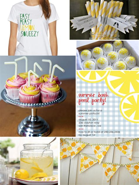 Lemonade For Baby Shower by Next Stop Another Baby Lemonade Themed Baby Shower
