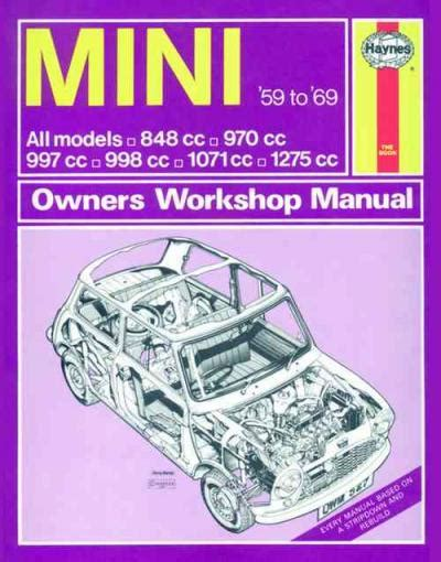 golf in america a practical manual classic reprint books mini 1959 1969 haynes service repair manual uk sagin