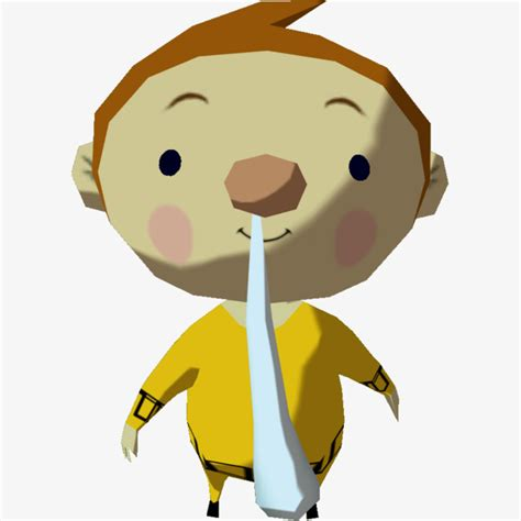 free design for phlet a little boy with a runny nose nasal mucus bubble nose