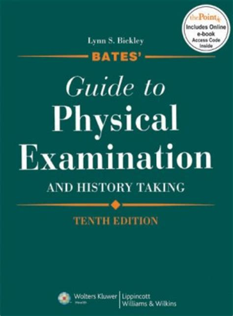 on pointe s guide to taking on the world books bates guide to physical and history taking
