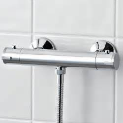 Shower Systems Uk Abs Thermostatic Bar Shower Valve With Slide Rail Kit