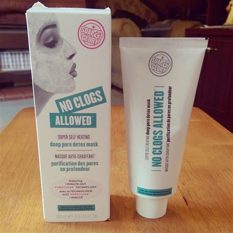Soap And Pore Detox Mask by Boots Superdrug Haul Clare S