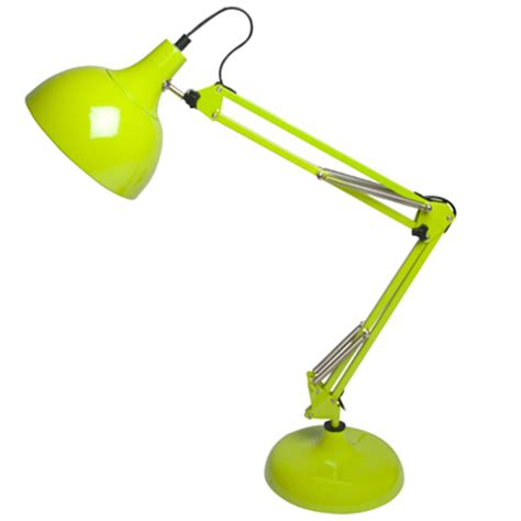 Red White And Blue Home Decor Lime Green Desk Lamp