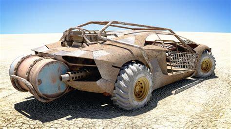 Dune 3d Model