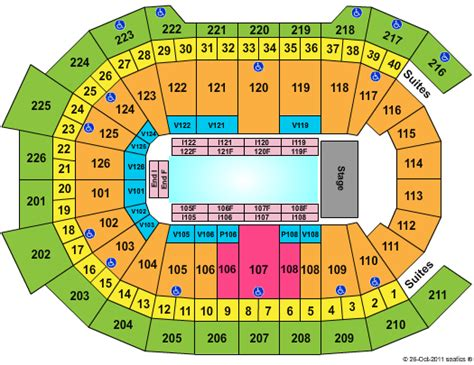hershey center seating chart for disney on disney on 100 years of magic center tickets