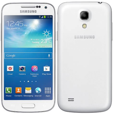 ir led on galaxy s4 samsung galaxy s4 mini with 4 3 inch amoled display 1 7 ghz dual processor android