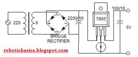 Power Supy 5v 5a Murah Kecil macam macam rangkaian power supply belajar robot