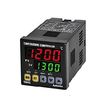 Autonics Temepratur Controller Tzn4h 14s pirometro 48x48mm dig 4dig 2 disp sal tzn4s 14s