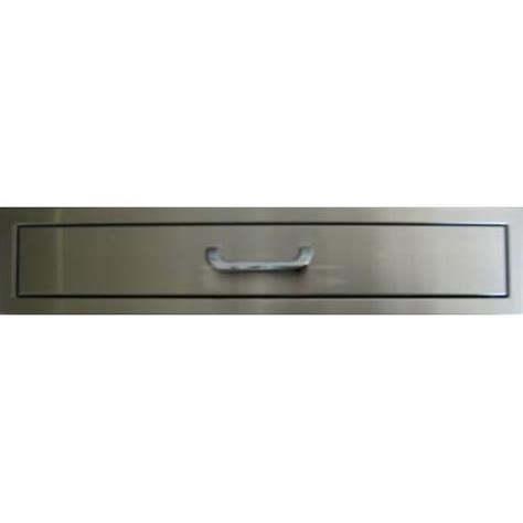 Bbq Island Drawers by Pcm Bbq Island Utility Drawer 260 Series Stainless Steel