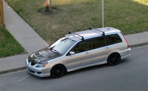 2004 mitsubishi wagon resurrected ra 2004 mitsubishi lancerralliart sport wagon