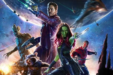 film marvel guardians of the galaxy second guardians of the galaxy trailer sees groot speak