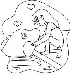 shamu coloring book coloring pages
