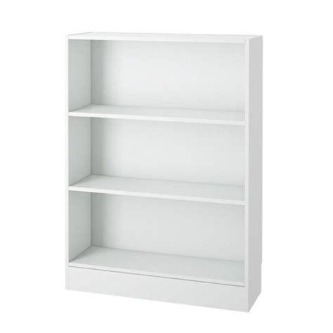 Scranton Co 3 Shelf Wide Bookcase In White Ebay Ebay White Bookcase