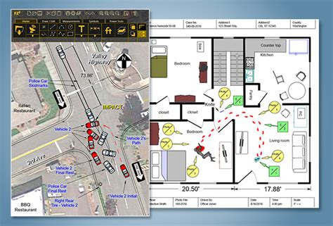 crime diagram software free overview