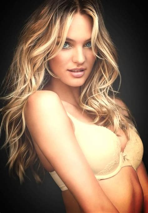 how to do model hairstyles candice swanepoel beach waves hair celeb hair