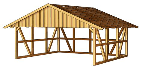 fachwerk carport fachwerk carport spitzdach r 252 ckwand sams gartenhaus shop