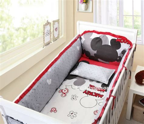 Baby Mickey Crib Set by 1000 Ideas About Crib On Navy Crib