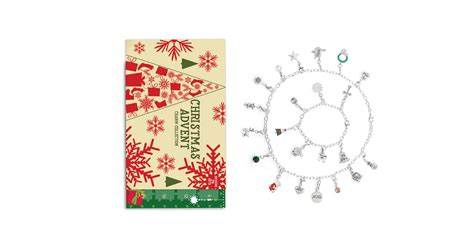 Calendar Necklace Advent Calendar Necklace And Bracelet Sets