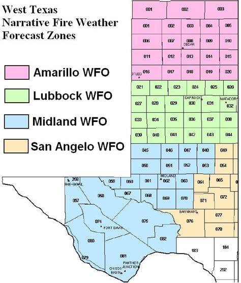 El Pasos Fire Weather Page
