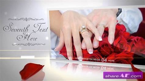 Bluefx 187 Free After Effects Templates After Effects Intro Template Shareae Wedding Intro After Effects Templates