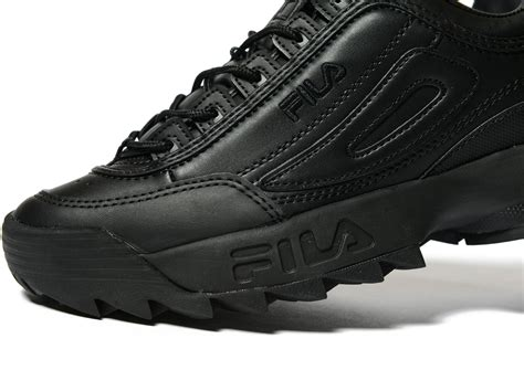 fila disruptor ii  black  men lyst