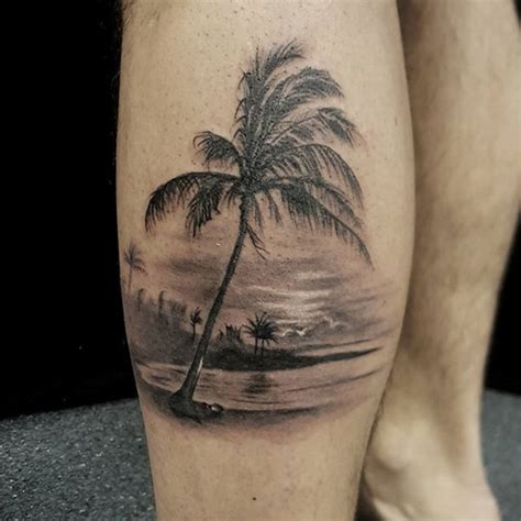 beach tattoos for men 100 california designs for pacific pride ink