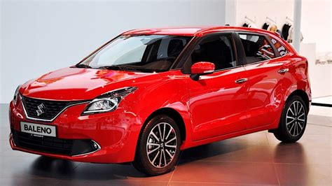 Modified Baleno 2016 by Launched Cars In India 2016 With Price Sagmart