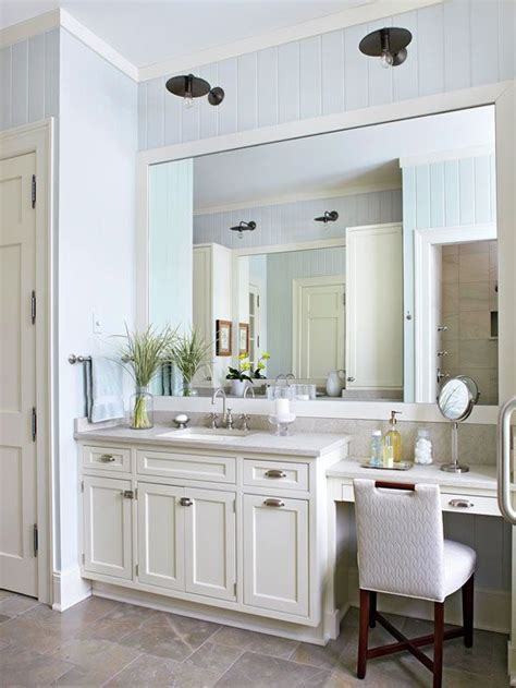 Vanities Makeup And Sconces On Pinterest Bathroom Makeup Lighting