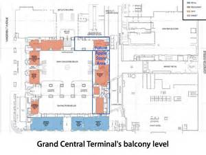 grand central terminal floor plan largest apple store grand central terminal in the big apple