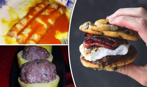 are these worst home cooked meals food pics to make