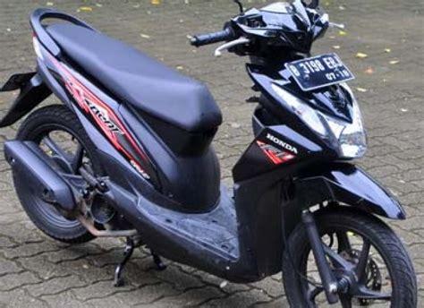 Switch Lu Honda Beat Fi menakar harga jual second honda beat fi tahun 2013