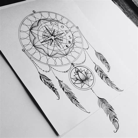 tattoo inspiration dreamcatcher dream catcher my inspiration tattoo dreamcatcher lotus