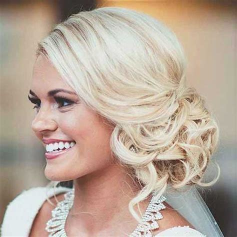 hairstyles to the side for bridesmaids 20 bridesmaid hair ideas long hairstyles 2016 2017