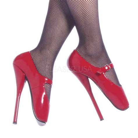 pleaser ballet 08 womens ballet high heels