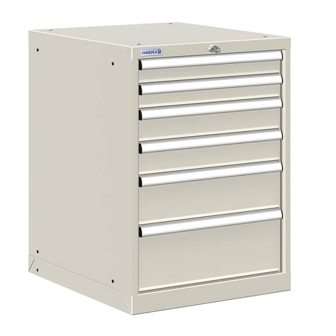 heavy duty storage cabinets polstore heavy duty steel tool storage cabinet 6 drawer