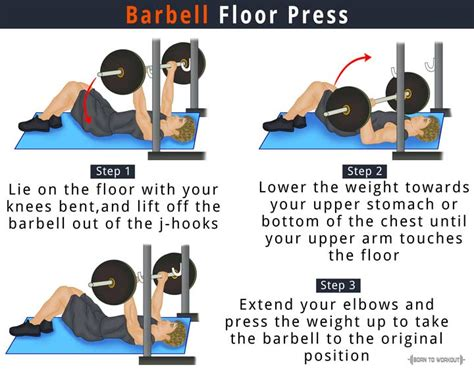 dumbbell bench press floor floor press what is it how to do benefits variations