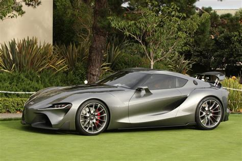 How Much Is The Toyota Ft1 Toyota Ft1 Fast And Furious Toyota