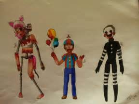 Fnaf 2 mangle and other final desing by nigthdntr on deviantart