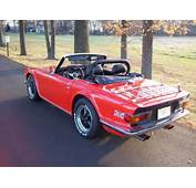 Triumph TR6 History Photos On Better Parts LTD