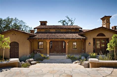 small house in spanish custom spanish style home plans
