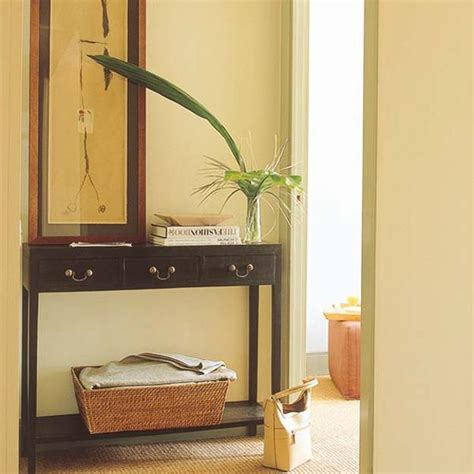 Ideas For Console Table With Baskets Design 15 Modern Entryway Ideas Bringing Console Tables Into Small Rooms