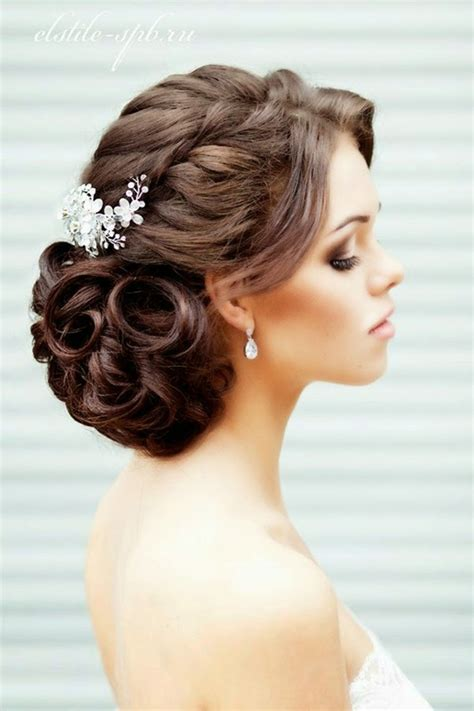 bridal hairstyles thick hair 22 inspirational wedding hairstyles for long hair women