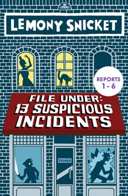 suspicious ebook file 13 suspicious incidents reports 1 6 by