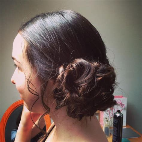 Wedding Hair Side Buns by 1000 Ideas About Wedding Side Buns On Side