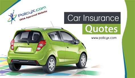 Car Insurance Quotes At Best Price : PolicyX by PolicyX